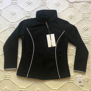 DKNY Sport Fleece Lined Zip-Up